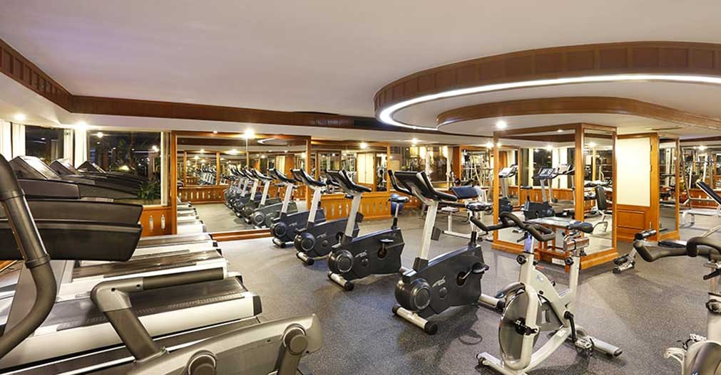 Fitness Center - Duangtawan Hotel Chiangmai