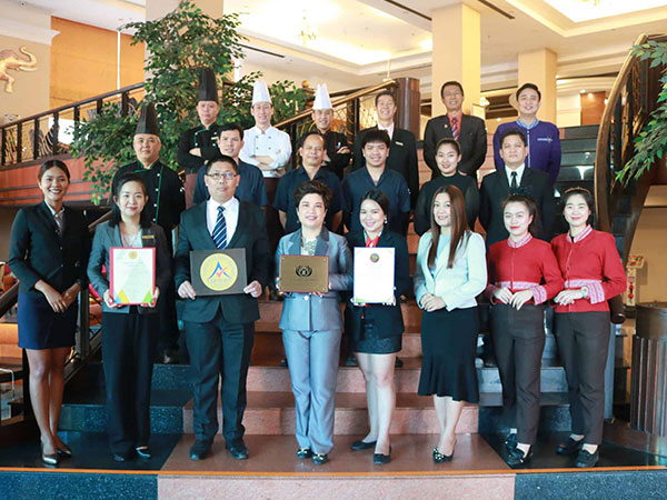 Duangtawan Hotel Chiang Mai received 3 Award - Activities & Event